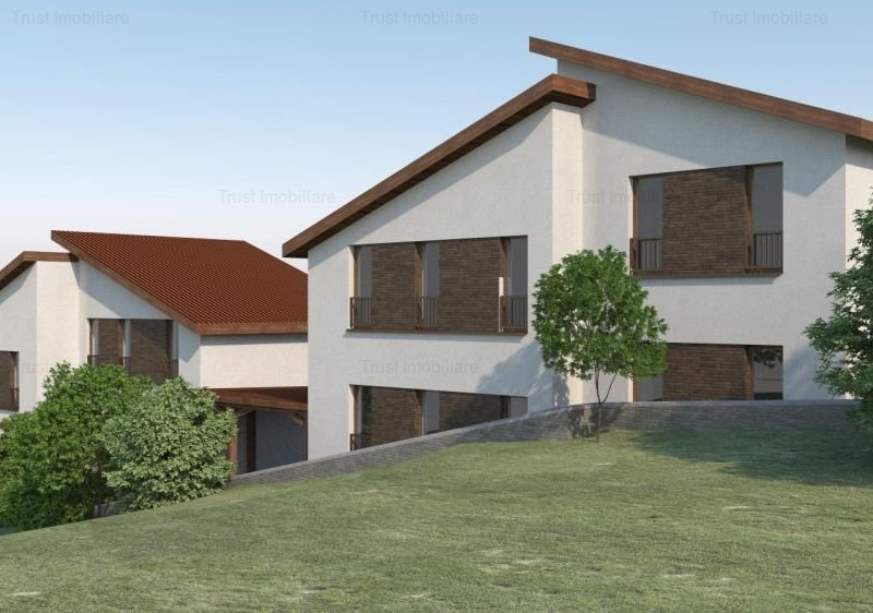 Borhanci,Teren cu autorizatie de constructie2 case individuale