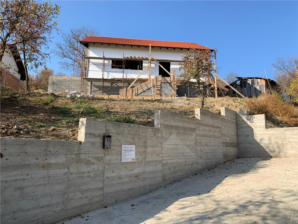 Casa individuala/schimb ,80 mp, terasa 20 mp, teren700 mp, 2 parcari