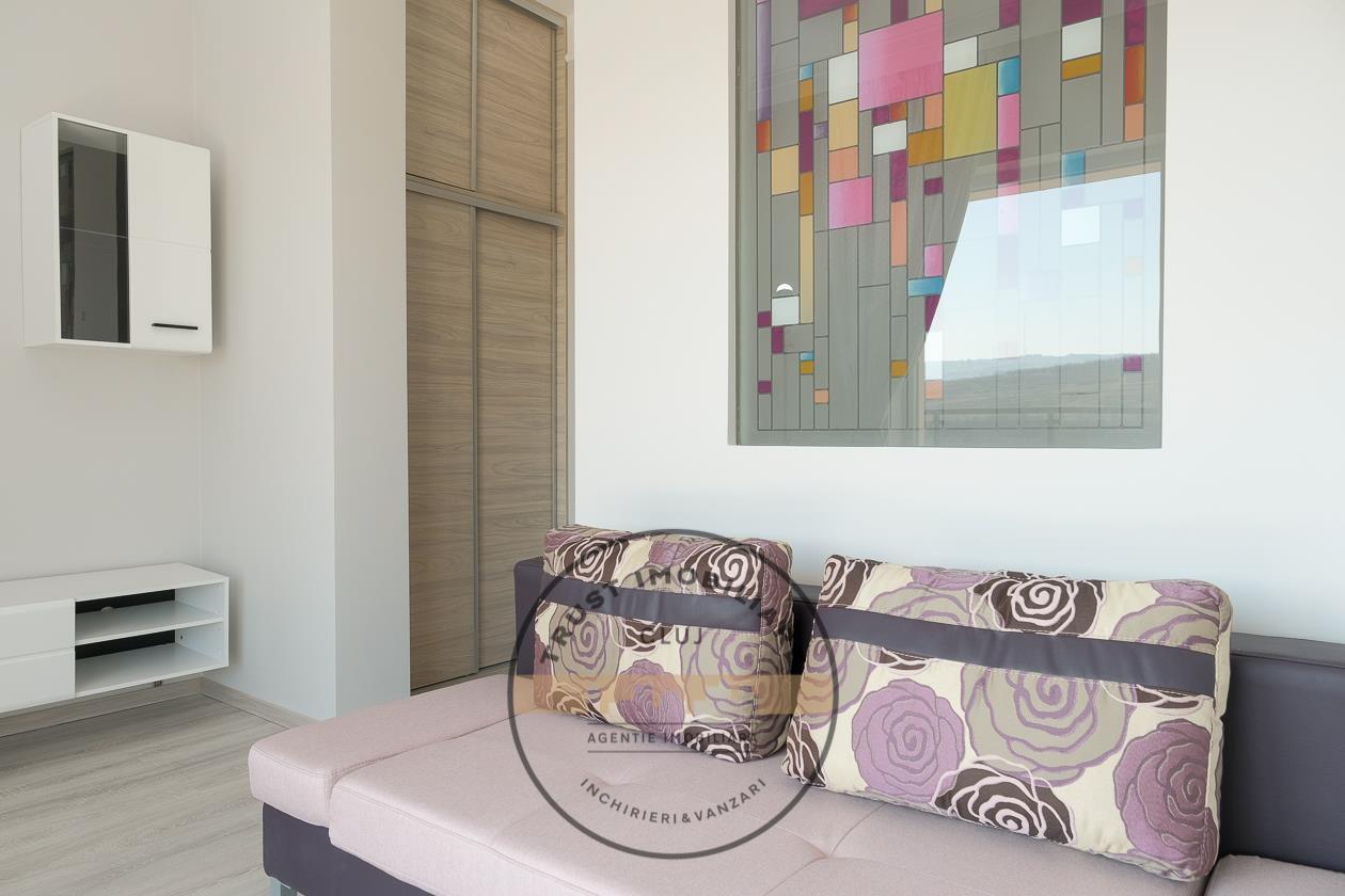 Apartament 3 camere decomandate, 80mp superfinisat, Grand Park Residence, garaj subteran