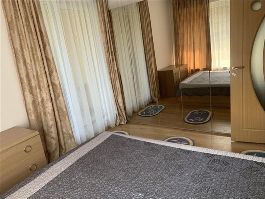 2 camere,str.Campului,mobilat/utilat ,curte