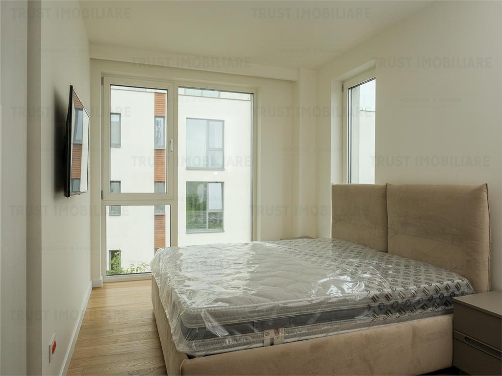 Penthouse Gruia,80 MP,Terasa panoramica70 mp,  Prima Inchiriere