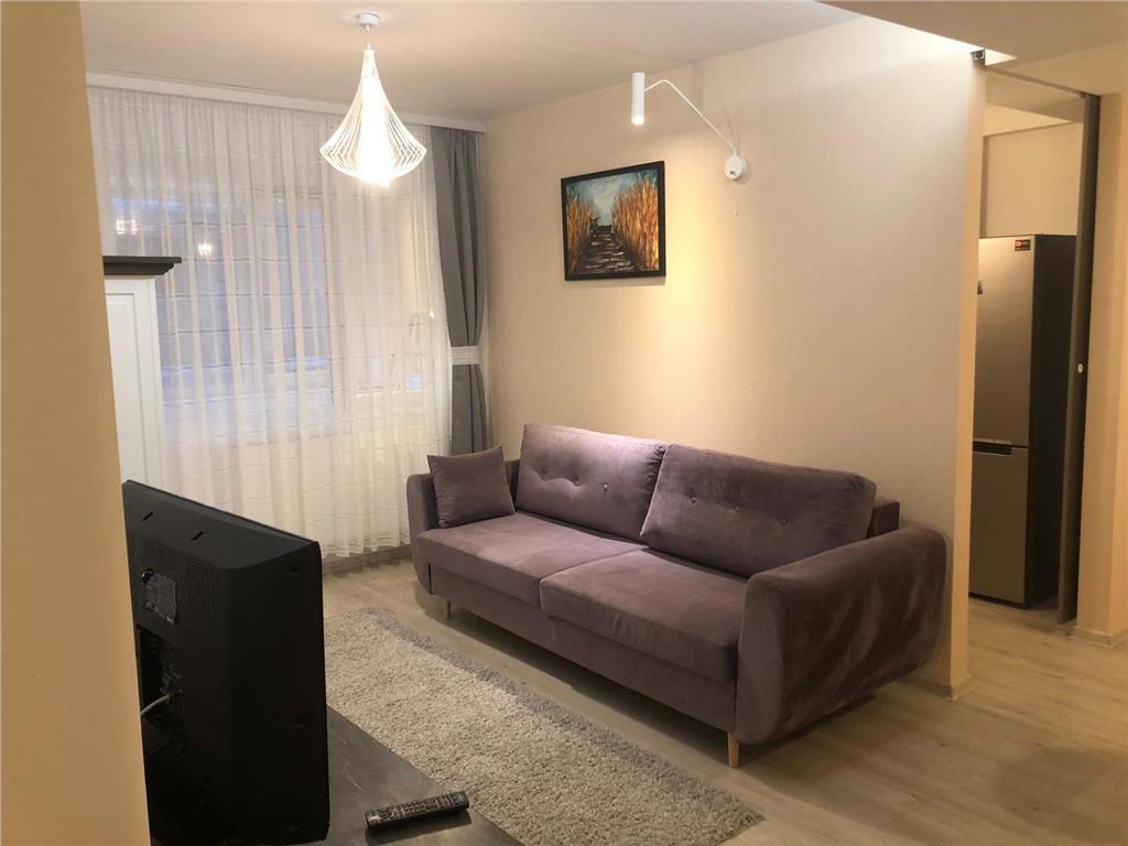 Apartament cu 3 camere, superfinisat garaj, str.Romul Ladea, Borhanci