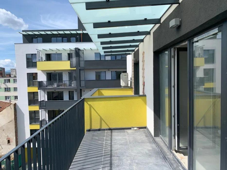 Apartament 2 camere, 58mp, strada Anton Pann, semifinisat, bloc nou