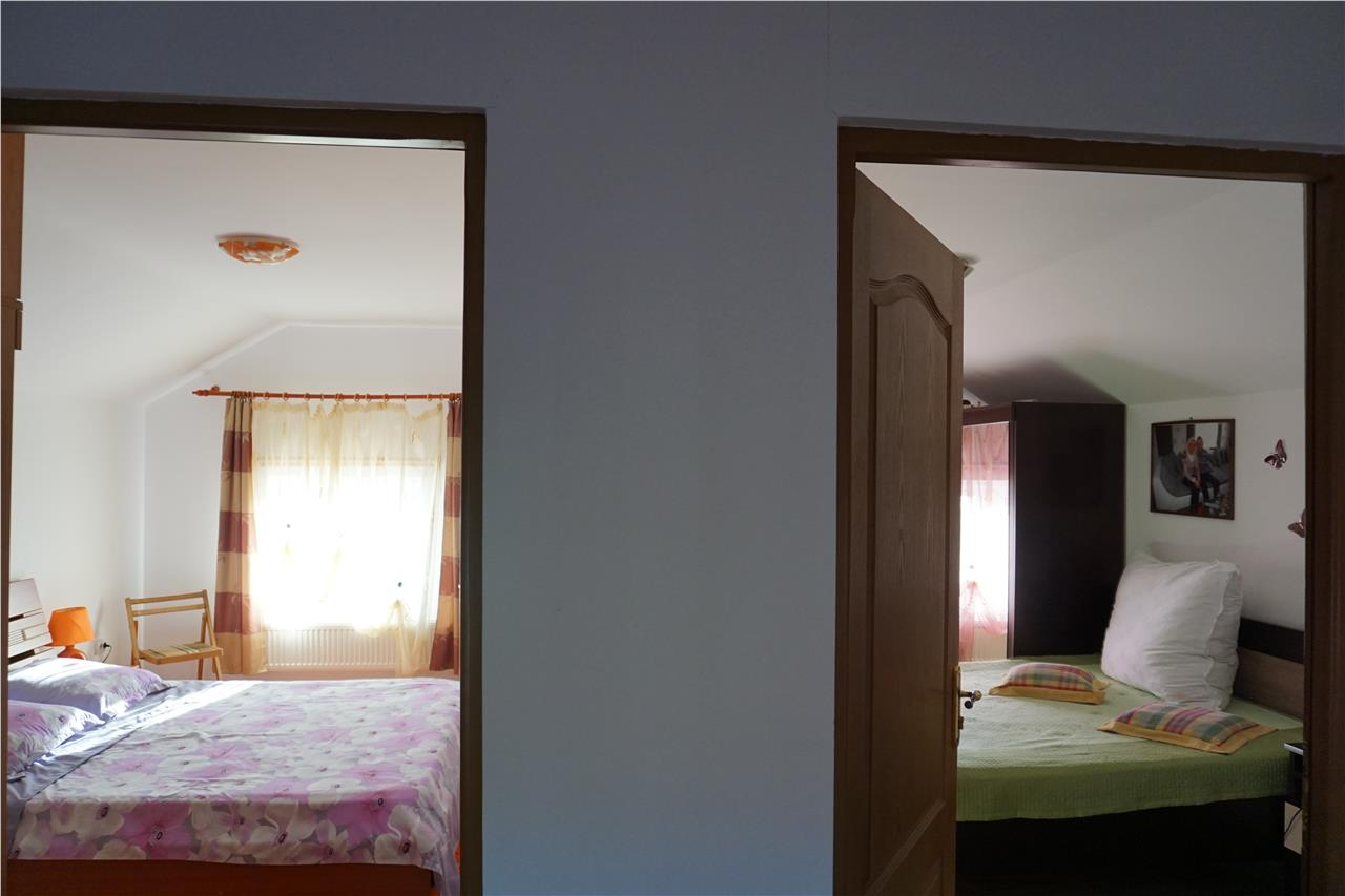 Casa mobilata, utilata complet, recent renovata