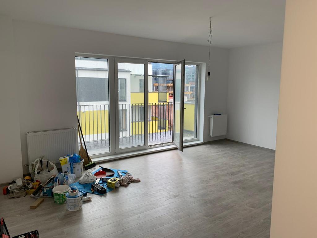Apartament 2 camere, 58mp, strada Anton Pann, finisatt, bloc nou