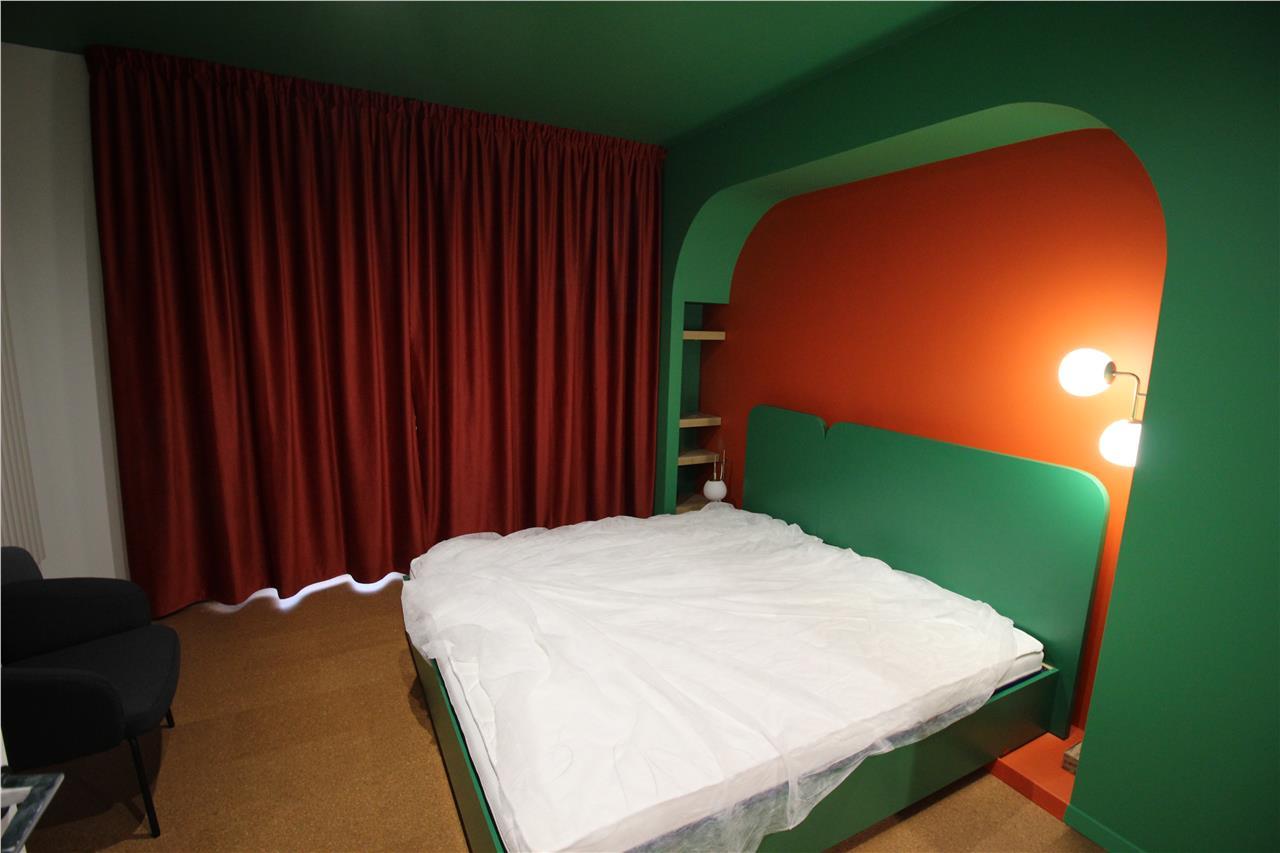 3 camere,Grand Park, Superfinisat,TOTUL NOU,la cheie 82mp, Garaj Subteran