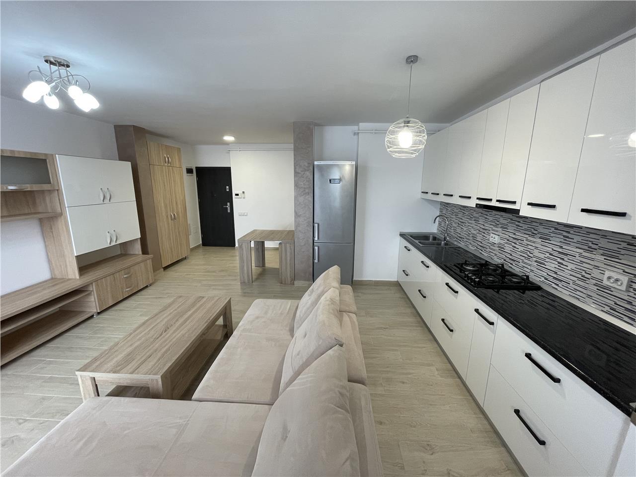 Apartament 2 camere, superfinisat, Grand Park, garaj
