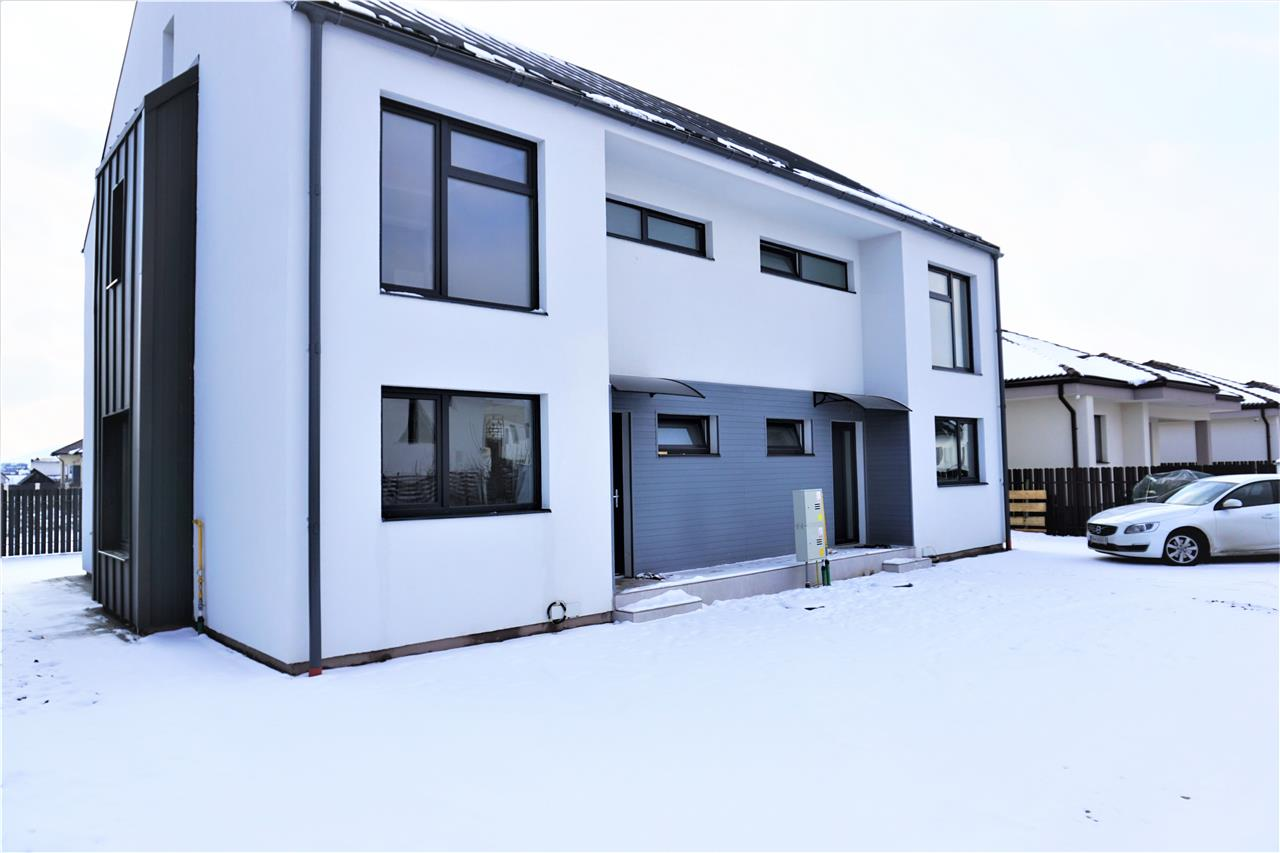 Casa tip Duplex comision 0 (zero) la cumparator 120 mp suprafata utila