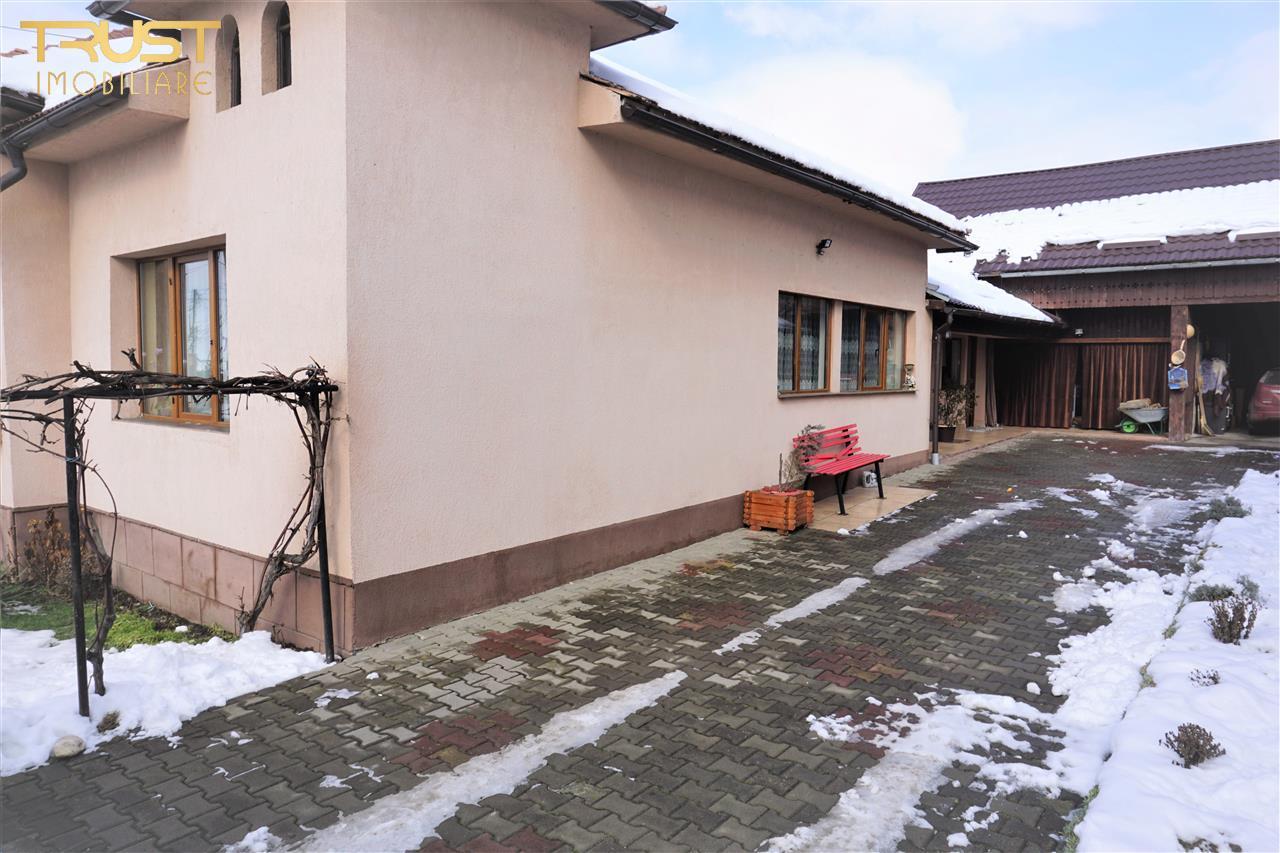 Casa de vanzare 4 camere Budacul de Sus Comision 0 (zero) la cumparator