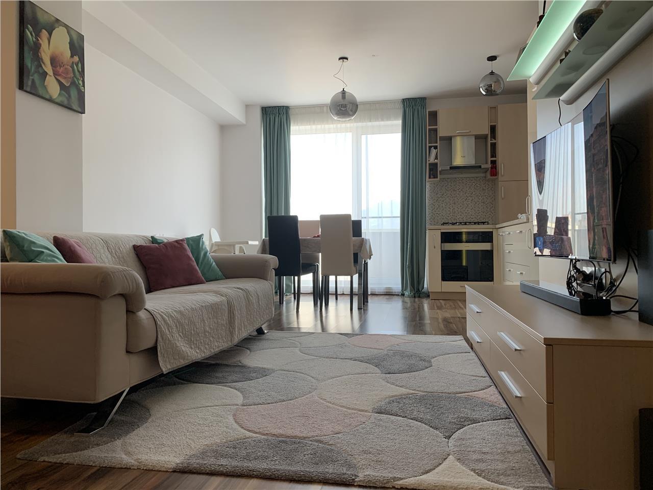 Apartament de familie in zona carpatilor