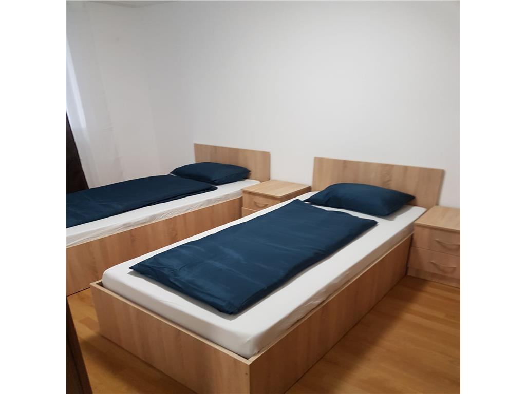 2 camere, mobilat/utilat,Zona Vivo/Metro, prima inchiriere