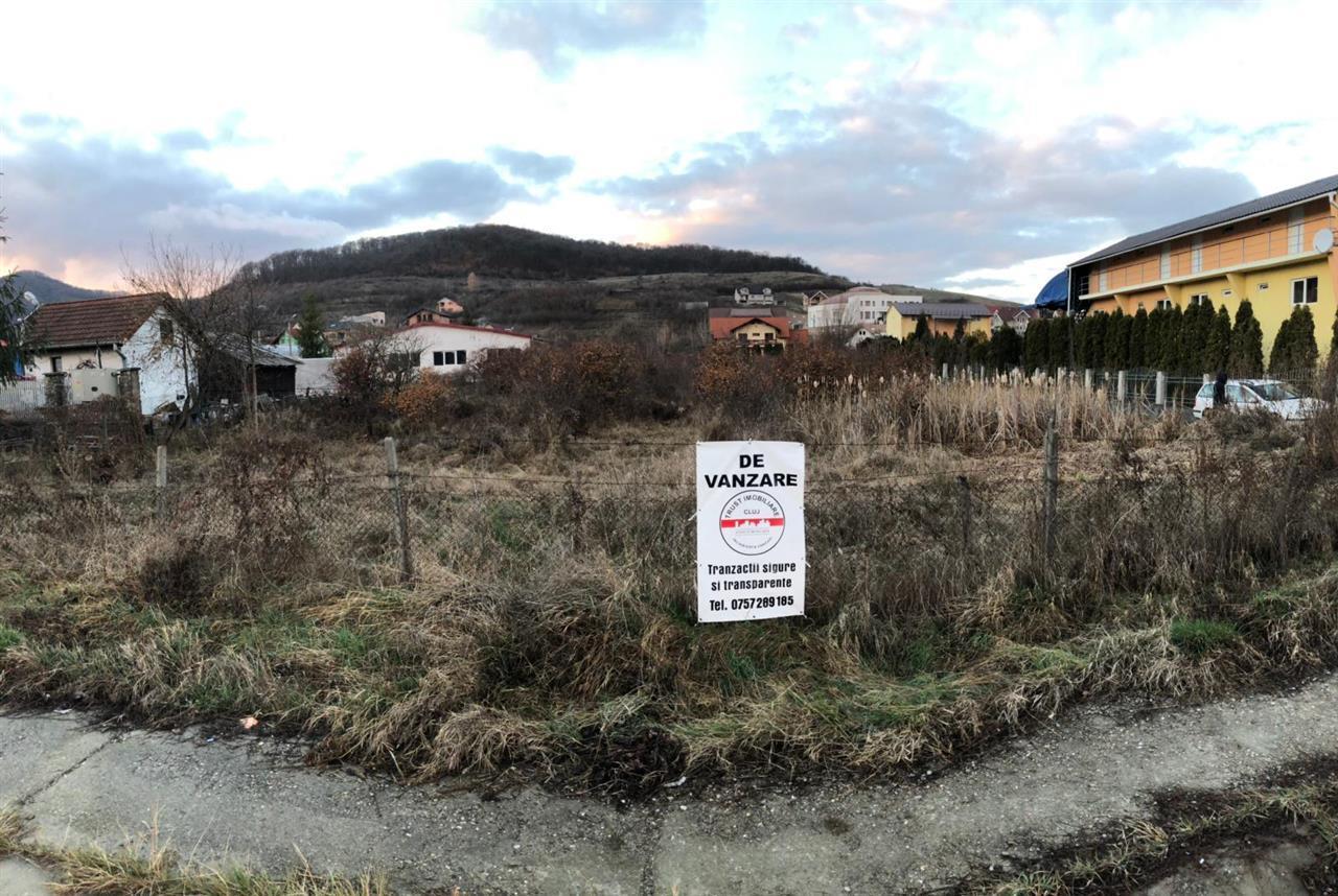 Teren intravilan, 3105 mp, zona Viisoara, front stradal 30m