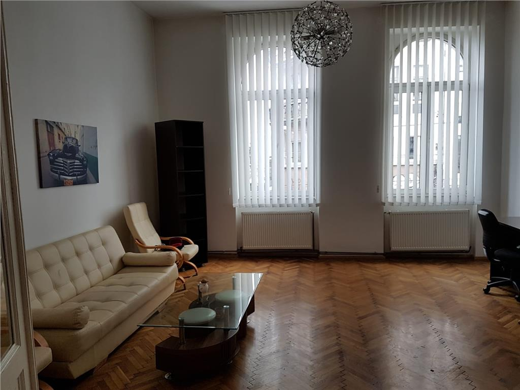 Apartament 2 camere, 80mp,Regele Ferdinand,locuinta/birou