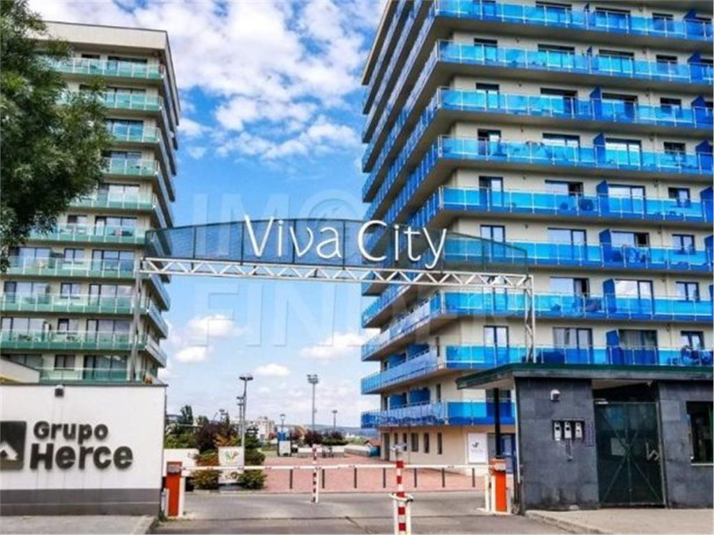Viva City,2 camere, mobilat/utilat ,Zona Iulius Mall