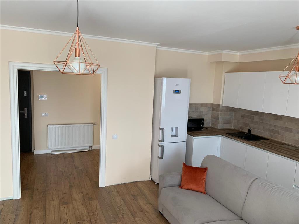 Apartament 2 camere,prima inchiriereGradpark,superfinisat.garaj