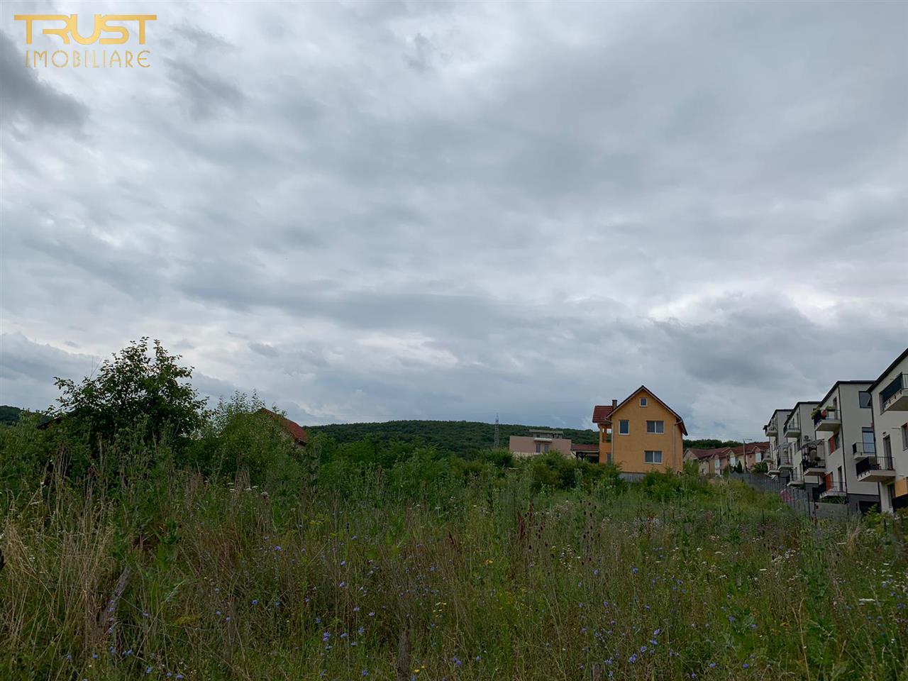 Teren,Str.Campului, 500 mp,utilitati