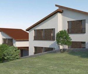 Borhanci,Teren cu autorizatie de constructie-2 case individuale