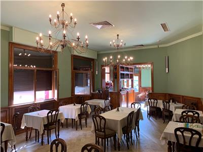 Restaurant ,Centrul Vechi, 80  mp, curte , mobilat/utilat