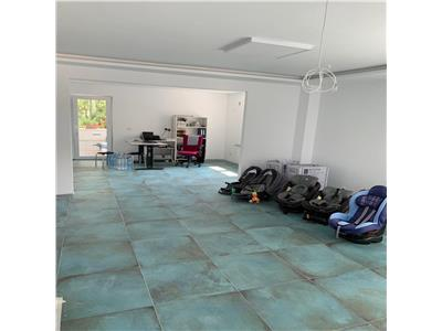 Spatiu birou/locui ,Str.Campului,130 mp.4 camere ,totul nou,P+1