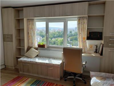 Apartament 3 camere, Grigorescu, vedere spre Somes