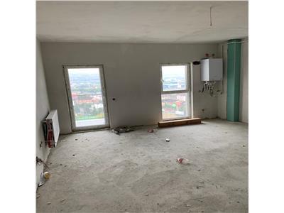 2 camere,Marasti, bloc nou, 55 mp,garaj