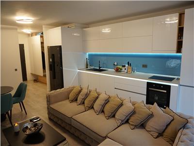 3 camere, 99mp, superfinisat, garaj subteran, zona Iulius Mall
