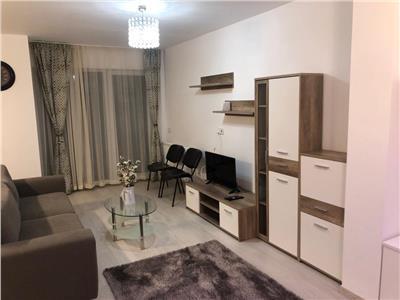 Apartament 2 camere, Grand Park Residence, superfinisat, prima inchiriere, garaj subteran