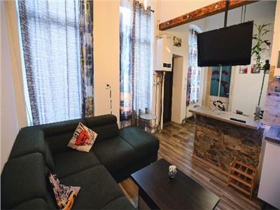 Apartament la casa,2 camere, ultracentral , 45 mp ,superfinisat/utilat