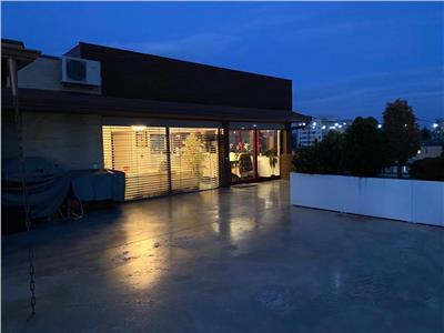 Penthouse,super view ,Zona Alverna,125 mp-Terasa, superfinisat,3 parcari