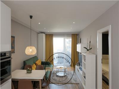 Apartament 2 camere, superfinisat, Grand Park Residence, garaj