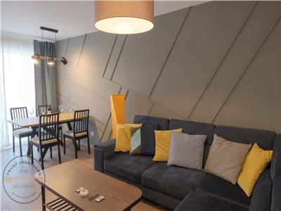 Apartament 2 camere, superfinisat, Decomandat,Garaj, Grand Park Residence