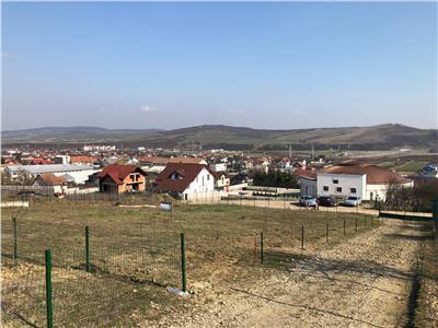 Teren intravilan, 2 parcele 1000 mp, zona Viisoara