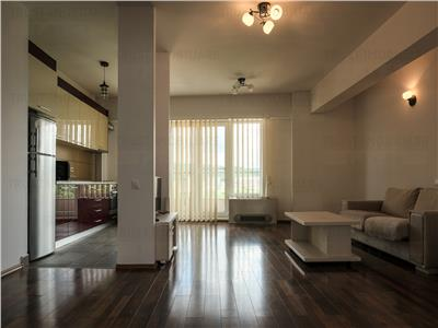 Apartament 2 camere, 82mp, prima luna gratis, Plopilor, complex Semiluna, garaj