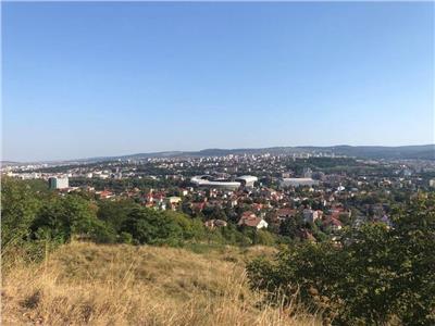 Teren,500 m, Grigorescu, front 18 m,Pretabil duplex