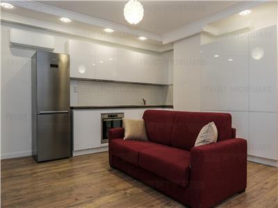 Apartament 3 camere, Grand Park Residence, prima inchiriere, garaj