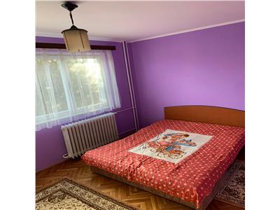 2 camere, Grigorescu , zona Policlinica, mobilat