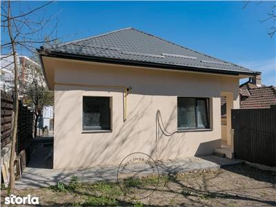 Apartament str.Rosseti,Gradina 70 mp, semifinisat
