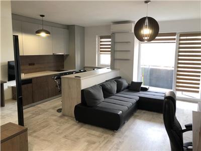 Apartament 2 camere, 54 mp, Grand Park Residence, garaj, preluare chirias