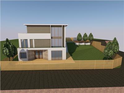 Apartament la casa,190 mp,Zona str.Rosseti,5 dormitoare,terasa,gradina