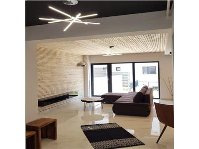 Apartament 2 camere, superfinisat, gradina 46mp, parcare, Donath Park