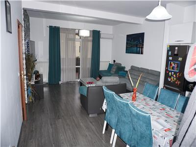 Apartament 3 camere, decomandat, spatios, superfinisat, zona Sanovil,89 de MP