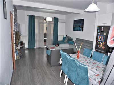 Apartament 3 camere, decomandat, spatios, superfinisat, zona Sanovil,89 de MP