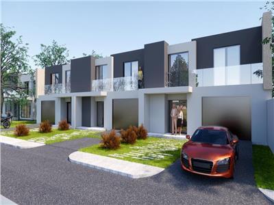 Duplex constructie noua, zona centrala, 4 camere 2 bai,balcon, garaj.
