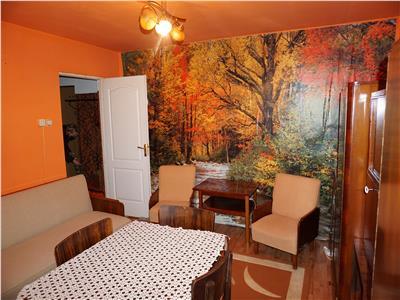 Apartament 2 camere decomandat, mobilat, utilat