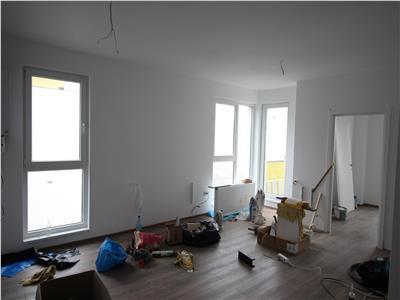 Apartament 2 camere, 43mp, strada Anton Pann, finisat, bloc nou
