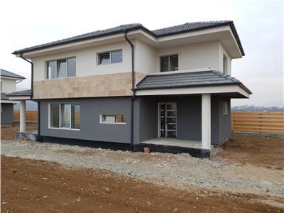 Casa individuala 145mp utili,curte,P+1,zona PRIVATA