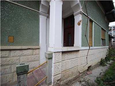 Casa individuala veche, teren 559mp, strada Septimiu Albinii