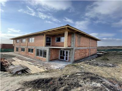 Duplex Voronet, 143mp,  semifinisat