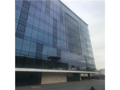 Vanzare cladire noua de birouri clasa A, fatada de sticla,  9 etaje