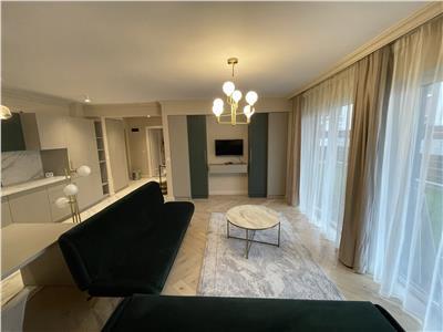 Apartament 2 camere cu gradina, finisat Lux, parcare, str. Cetatii